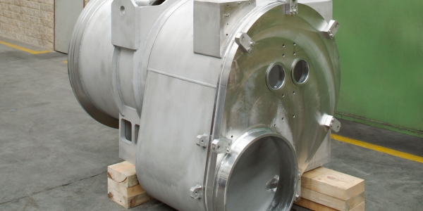 Manufactured in stainless steel 304L